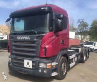 Camión Ampliroll Scania R500