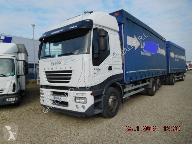 Camion Iveco 450