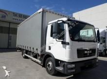 Camión lona corredera (tautliner) MAN TGL 12.220