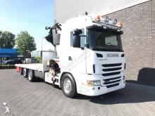 Camión caja abierta Scania R 440