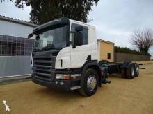 Camión chasis Scania P 420