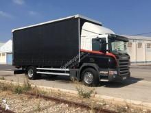 Camión lona corredera (tautliner) Scania P 230