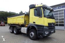 vrachtwagen Mercedes Arocs 2658 6x4 Euro 6 DAUTEL Kipper Bordmatic