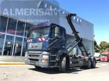 Camión portacontenedores MAN TGA 26.390
