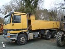 camion benă pt. lucrări publice Mercedes