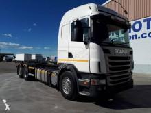 Camión portacontenedores Scania R 440