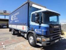 Camión lona corredera (tautliner) Scania D 94D220