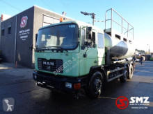 MAN 24.272 auto bad condition truck
