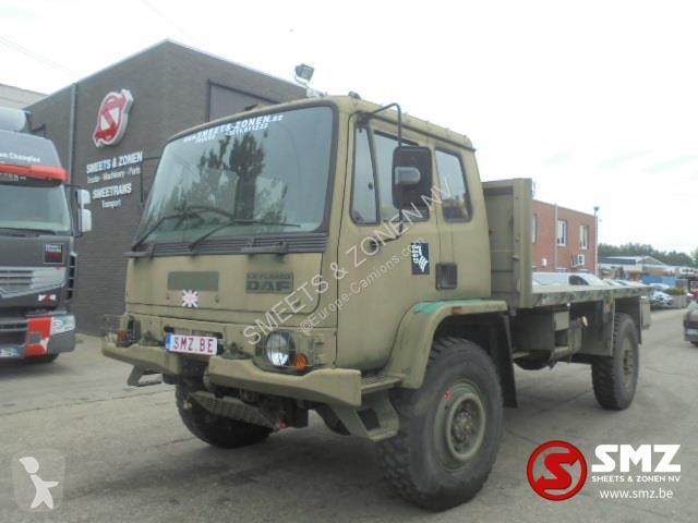 camion daf militaire leyland 4x4 occasion n 2603222. Black Bedroom Furniture Sets. Home Design Ideas