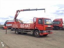 camión caja abierta teleros DAF
