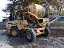used concrete mixer truck