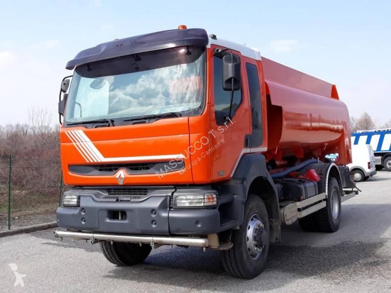 camion renault citerne 370dci 4x4 occasion n 2607712. Black Bedroom Furniture Sets. Home Design Ideas