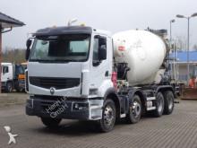 Renault Premium 380 8x4 / Klima / Mischer 9m³ LKW