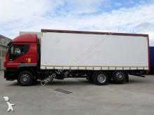 Camión lona corredera (tautliner) Iveco Stralis 420