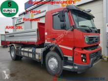 camion Volvo FMX 500 EEV 3 S.-Kipper AHK 39t. Retarder 1.Hand