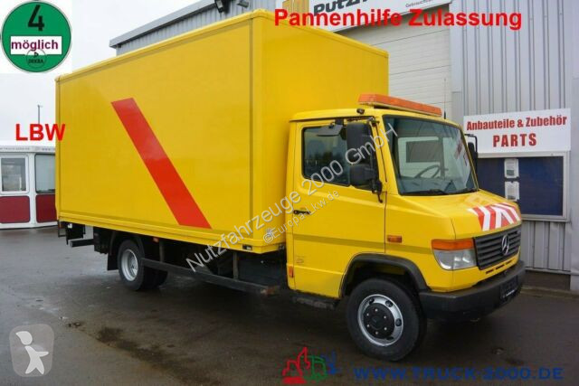 Camion Mercedes Vario 814 D Vario LBW Pannenhilfe 3 Sitzer AHK