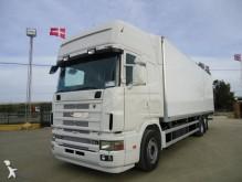 Camión furgón Scania L 124L470
