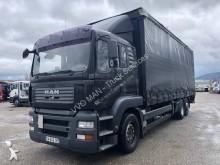 camion obloane laterale suple culisante (plsc) MAN