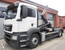 Camión portacontenedores MAN TGS 18.320