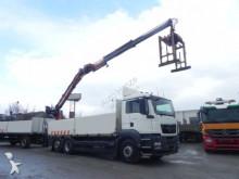 MAN TG-S 26.400 6x2-2 BL Pritsche Heckkran nur 224TK truck