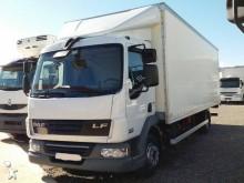 Camión furgón DAF FA 210
