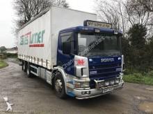 Scania tautliner truck