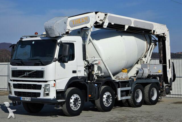 Volvo FM 380 Betonmisher Setter*Top Zustand! truck