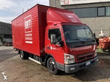 camión furgón mudanza Mitsubishi