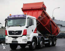 MAN tipper truck