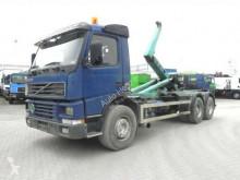 camião Volvo FM FM 12 420 6x4 Abrollkipper Blatt, Schalter