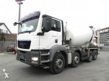 MAN TG-S 35.360 8x4 BB Betonmischer truck