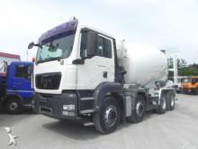 MAN TG-S 35.360 8x4 BB Betonmischer 10m³ Aufbau truck