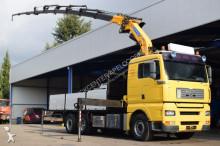 vrachtwagen MAN TGA