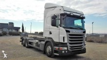 Scania LKW Container