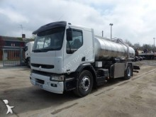 camión cisterna alimentario Renault