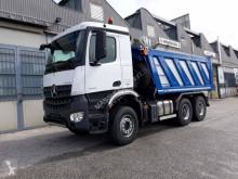 Mercedes AROCS 3348 6X4 truck