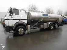 Mercedes food tanker truck