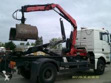 camion MAN TGA 18.460