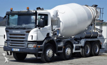 Scania concrete mixer truck