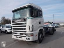 camion Scania R124 LB 6X2*4 NA 420