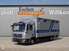 MAN TGL 7.150 4x2, Bl/Lu, Edscha, Schiebeplane LKW