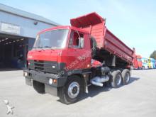 Tatra tipper truck