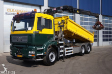 vrachtwagen MAN TGA 26.350