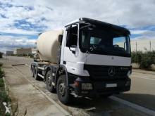 camión Mercedes 4141 -BENZ - CAMION HORMIGONERA BENZ 8X4 2006 10M3