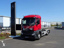 Mercedes Actros 2545 L 6x2 Abrollkipper/Hakenlift Euro 6 LKW