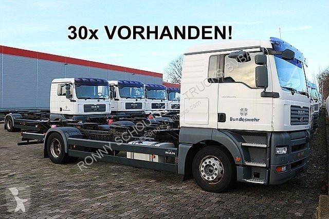 Camion MAN 18.350 4x2 LL  18.350 4x2 LL, Fahrschulausstattung