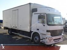 camión Mercedes Actros