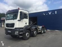 camion MAN TGS 35.400