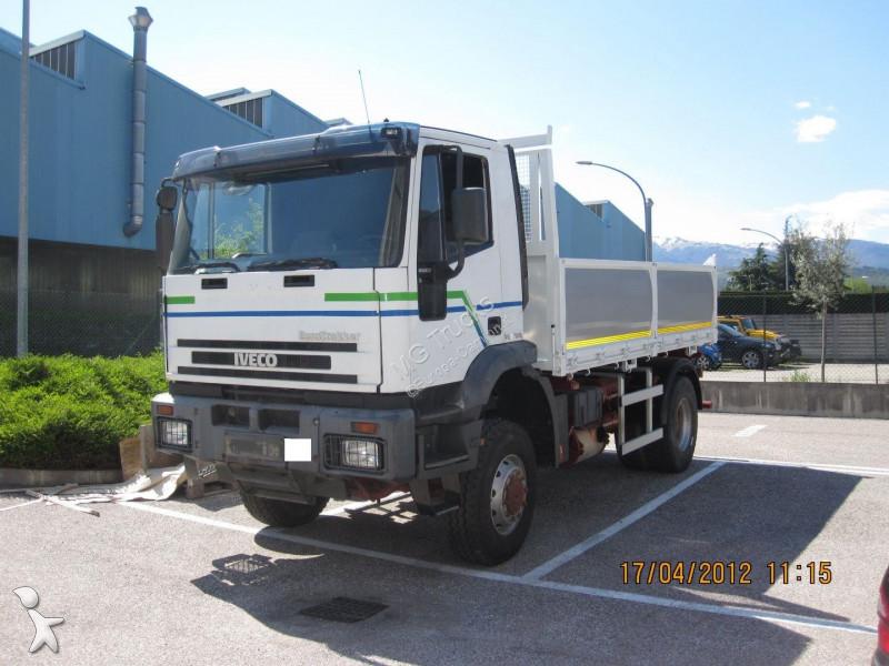 Camion Iveco 400E37