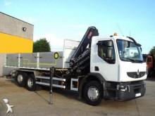 Camión caja abierta Renault Midlum 280.18